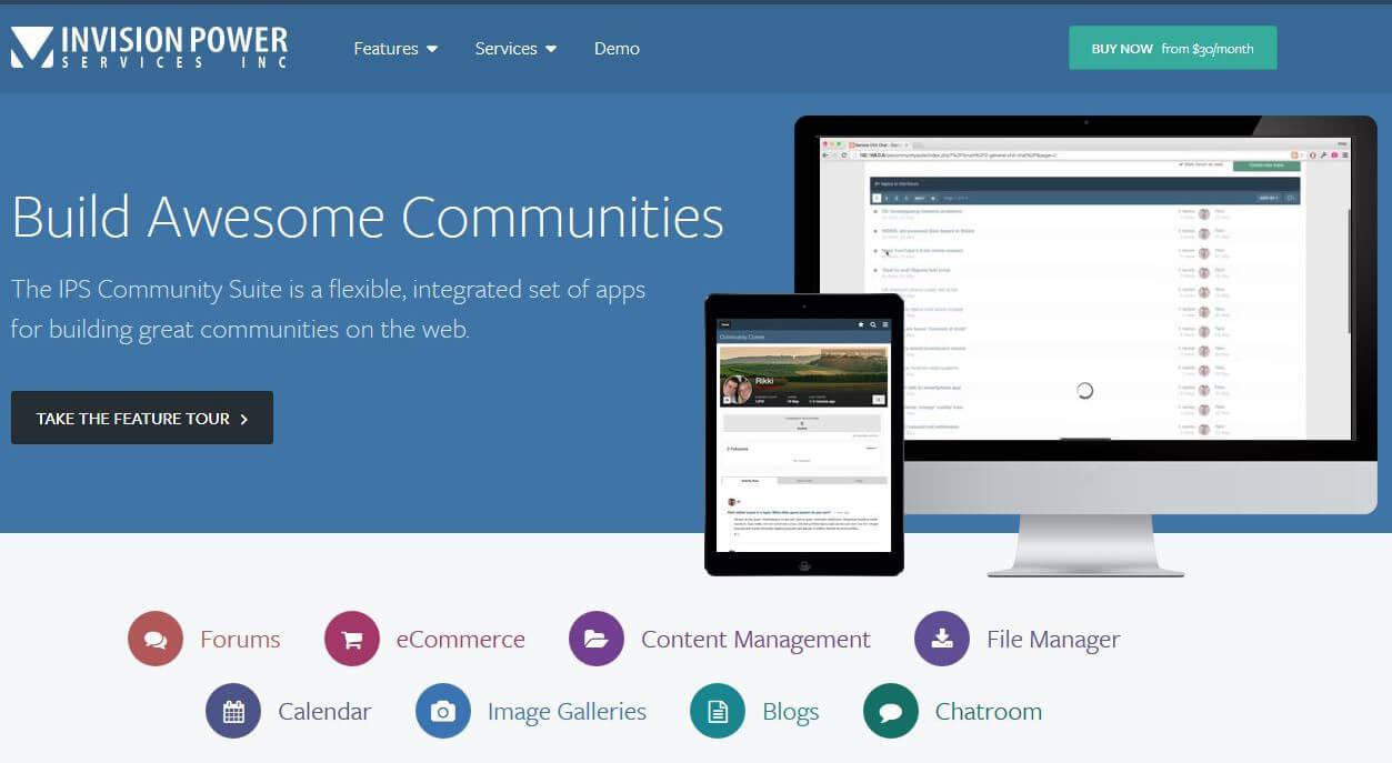 IPS Community Suite 4.1.9 in sviluppo e verrà presto rilasciata