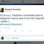 Salvatore Noschese (@laltroweb) | Twitter