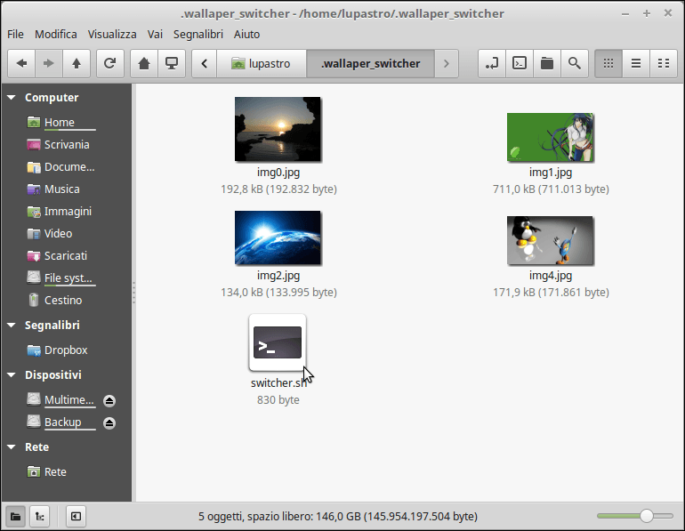 linux mint wallpaper_switcher